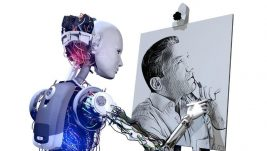 خلاقیت در ماشین های هوشمند